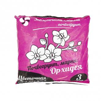 Грунт для орхидей, 3 л, ЛК: 5120110: купить в Москве и РФ, цена, фото, характеристики