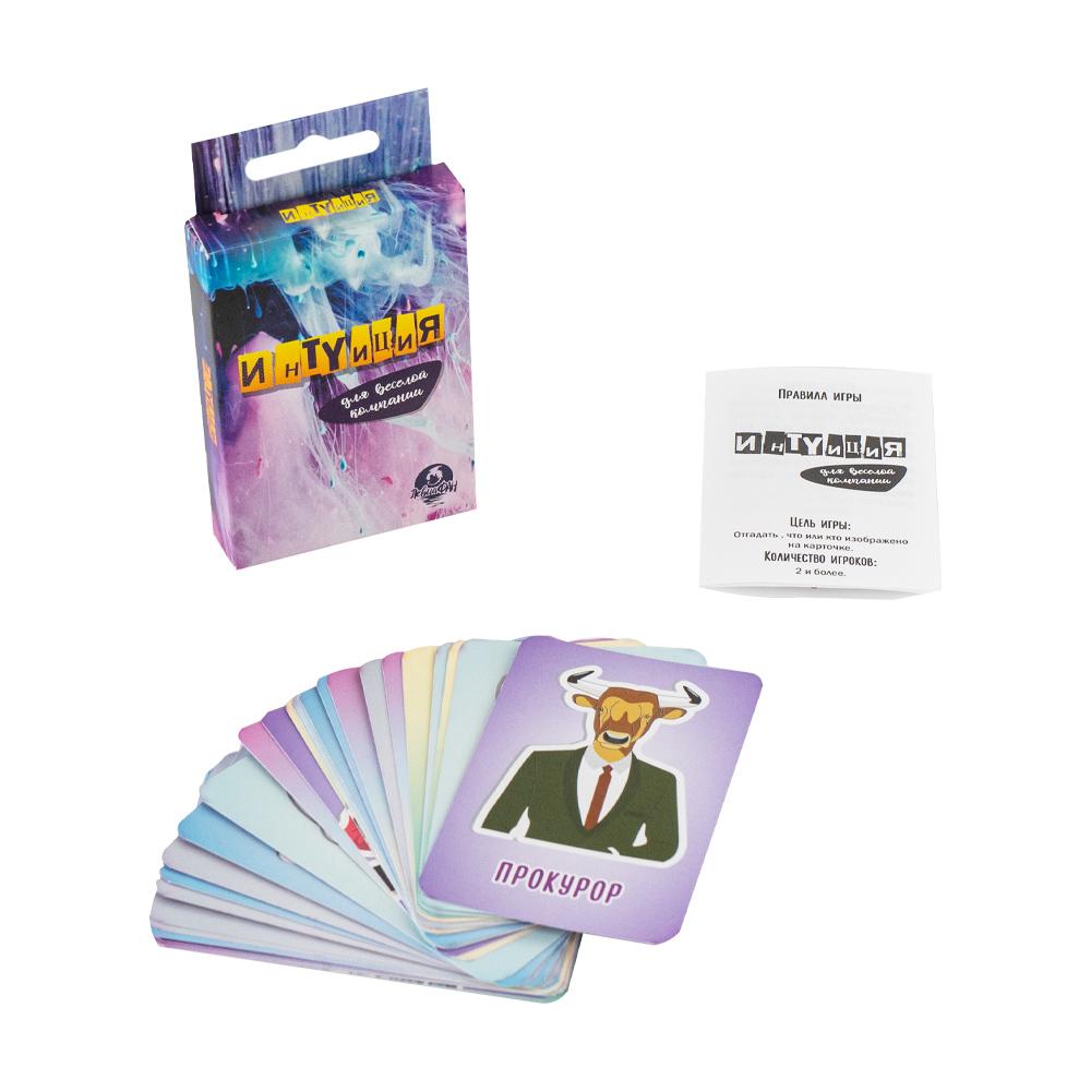 Игра настольная карточная, в ассортименте