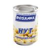 """Нут консервированный """"Турецкий горох"""", Rosanna, 400 г"""