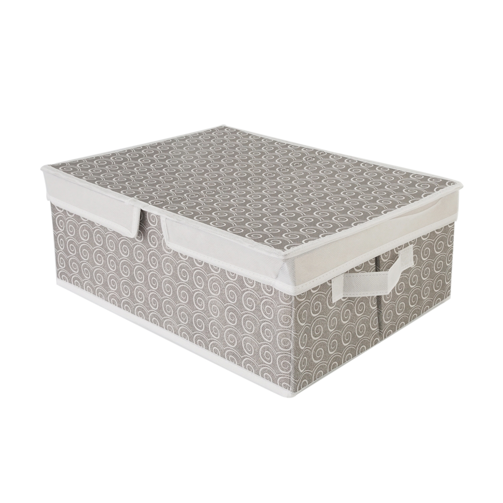 Коробка складная с 2 крышками, Home Time