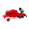 Металлическая пожарная машинка