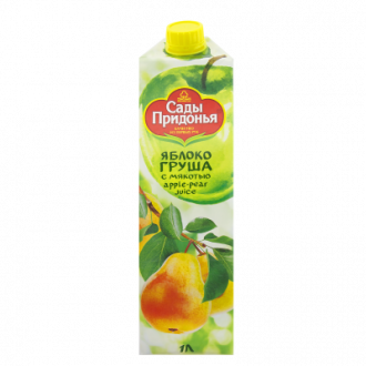 Сок, яблоко-груша, 1 л, ЛК: 1541147: купить в Москве и РФ, цена, фото, характеристики