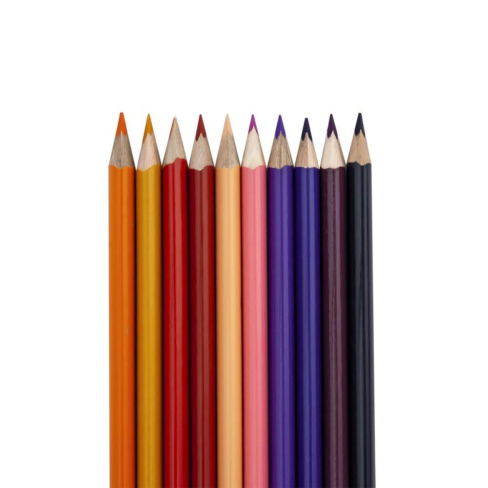 """Набор цветных карандашей """"Мультики"""", 28 цветов"""
