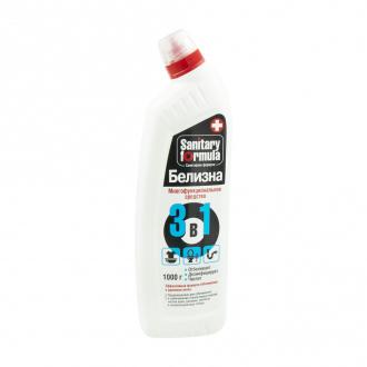 Чистящее средство Sanitary Formula Белизна  3 в 1, 1000 г