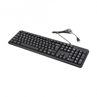 Клавиатура проводная, ЛК: 5013225: купить в Москве и РФ, цена, фото, характеристики