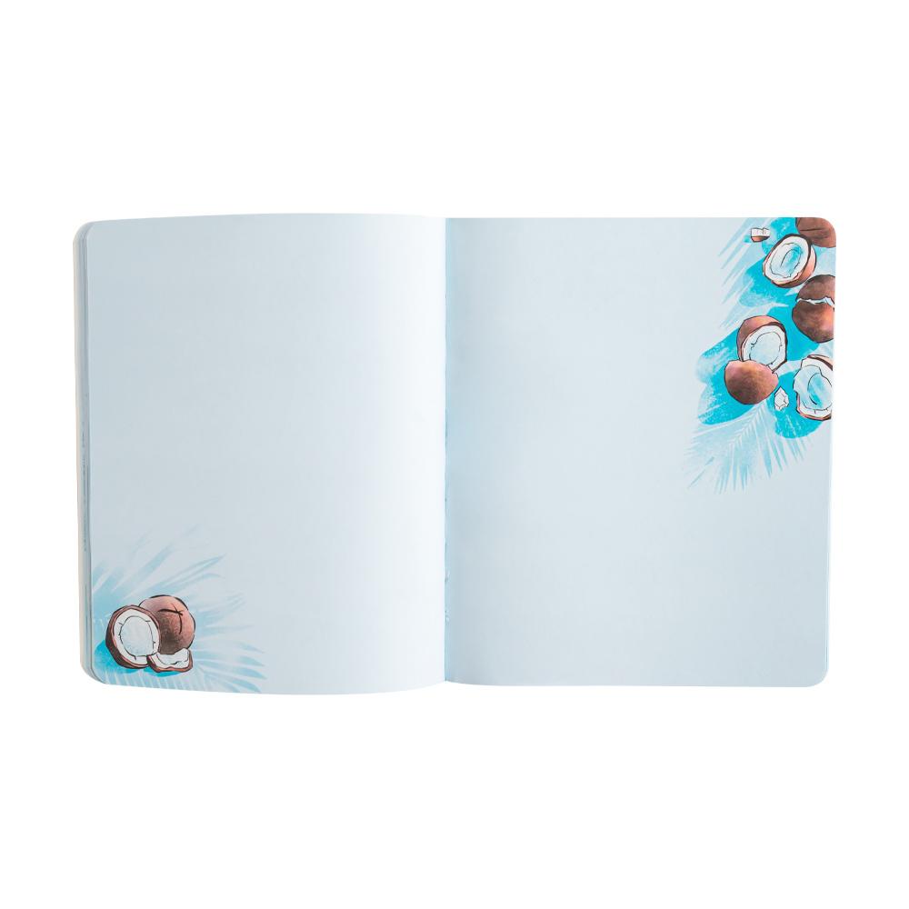 Позитивный блокнот, А5, 96 листов, в ассортименте