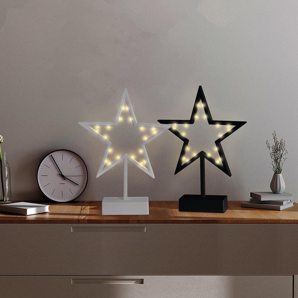 Декоративный LED светильник, в ассортименте