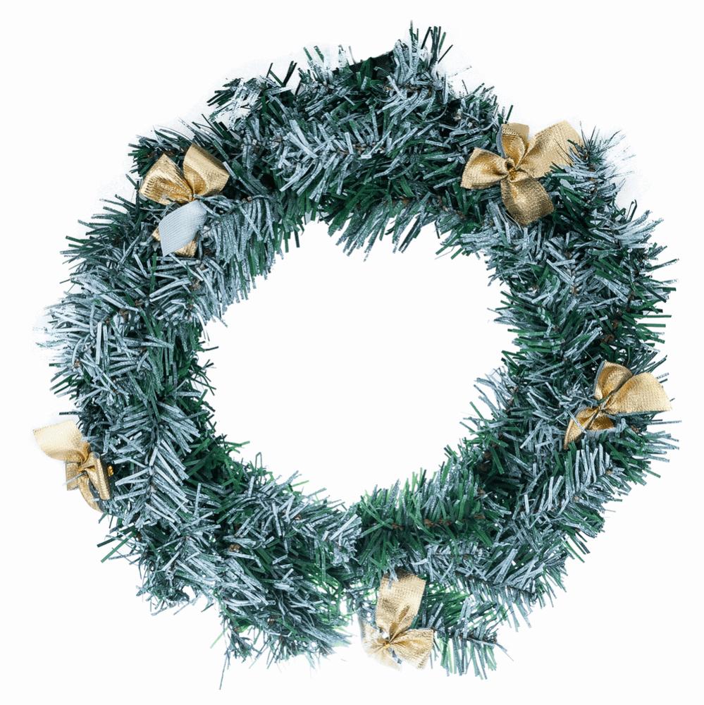 Венок новогодний, Ø30 см