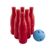 Набор для боулинга (6 кеглей+шар)