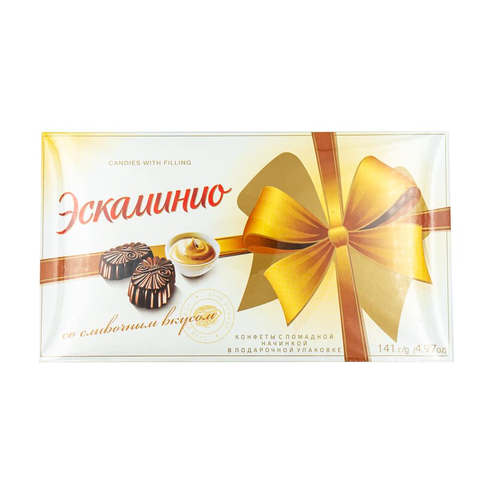 """Конфеты """"Эскаминио"""" со сливочным вкусом, 141 г"""