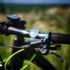 Велосипедный фонарь, Top Race, в ассортименте, батарейки 2*CR2032 в комплекте
