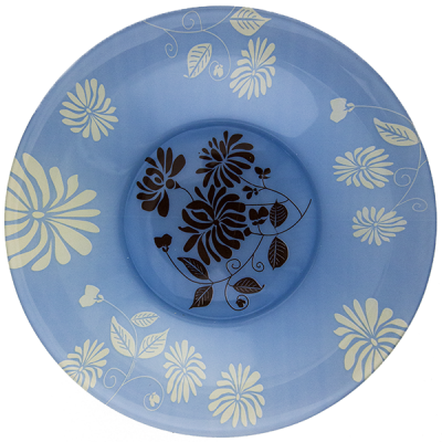 "Тарелка глубокая ""Luminarc Tamaco Blue"", ∅23 см"