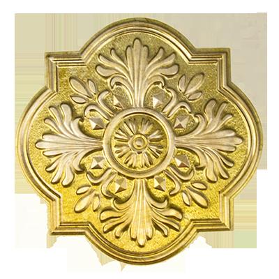 Декоративный элемент на клейкой основе