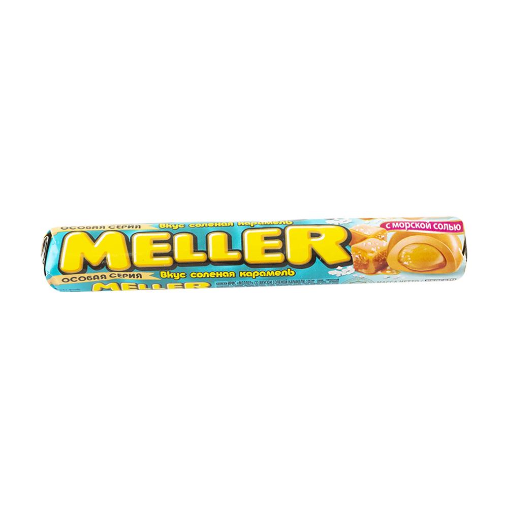 Ирис, Meller, в ассортименте, 38 г