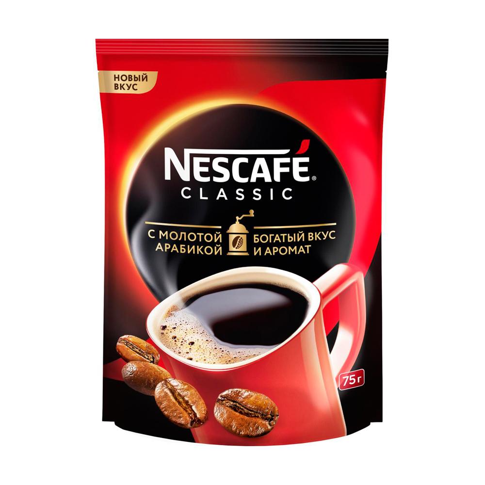 """Кофе """"Classic"""", Nescafé, 75 г"""