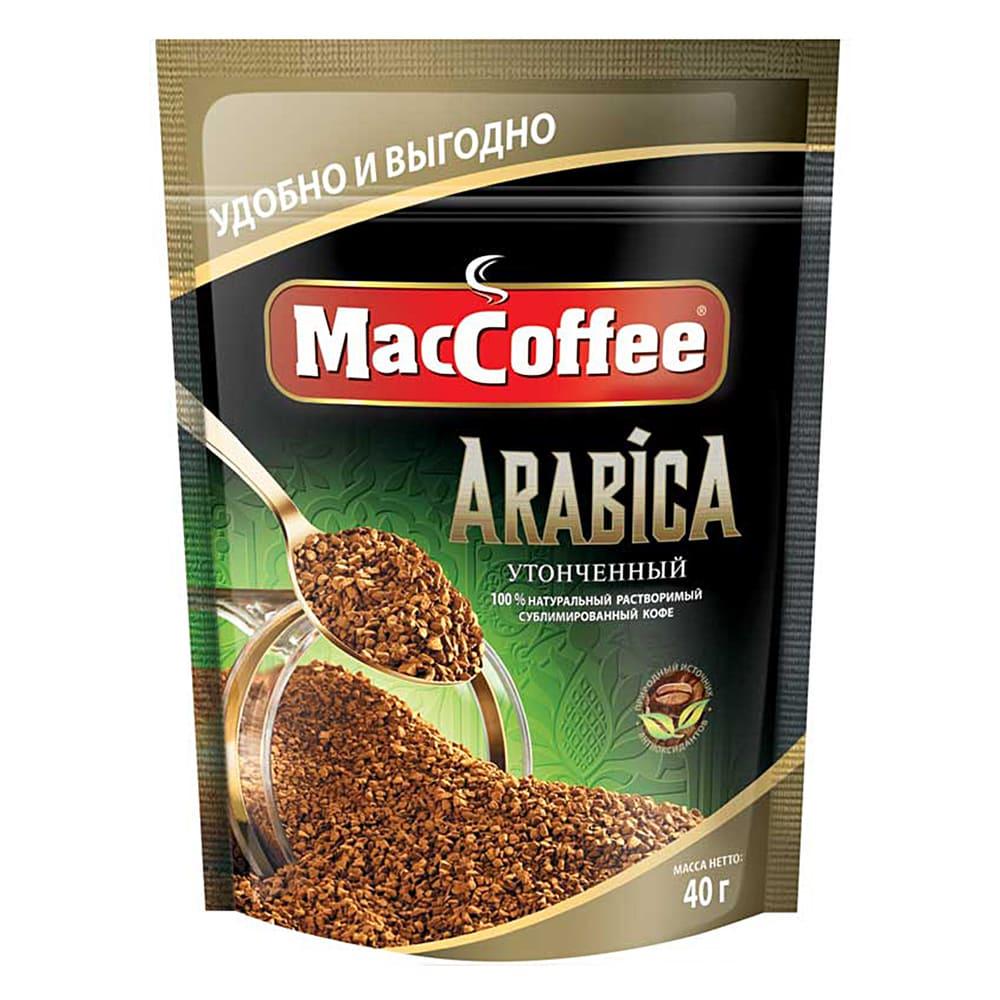 """Сублимированный кофе """"Arabica"""", MacCoffee, 40 г"""