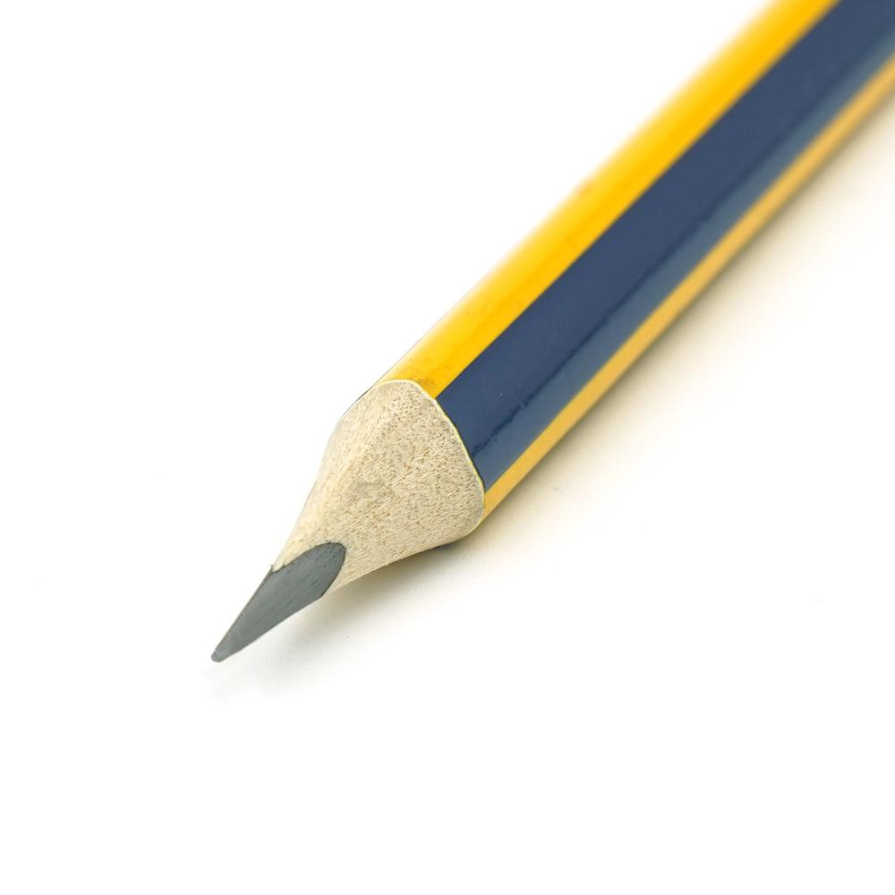 Набор простых карандашей, Kid's Fantasy, 4 шт., с точилкой