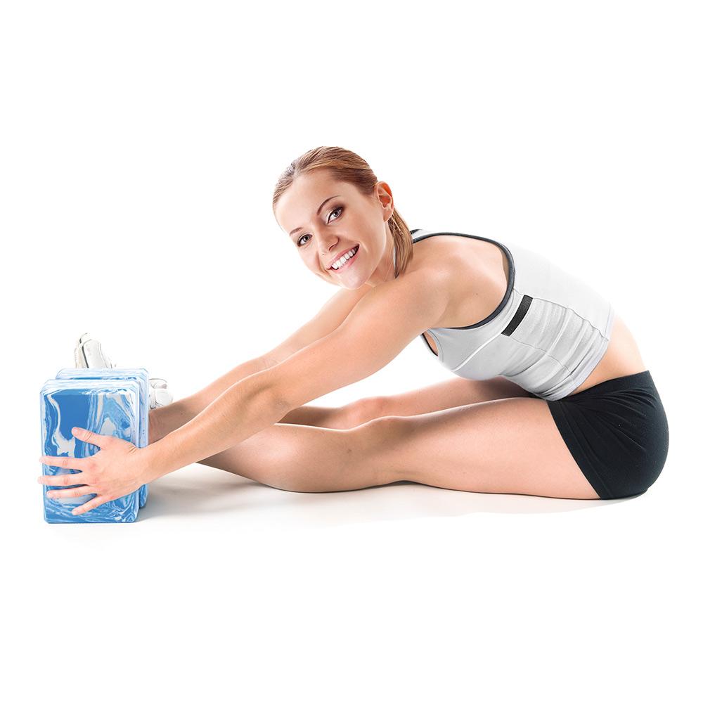 Блок для йоги, в ассортименте