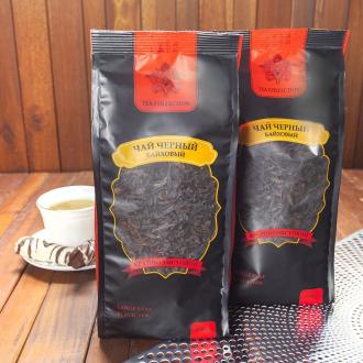 Чай чёрный байховый, TEA COLLECTION, 180 г