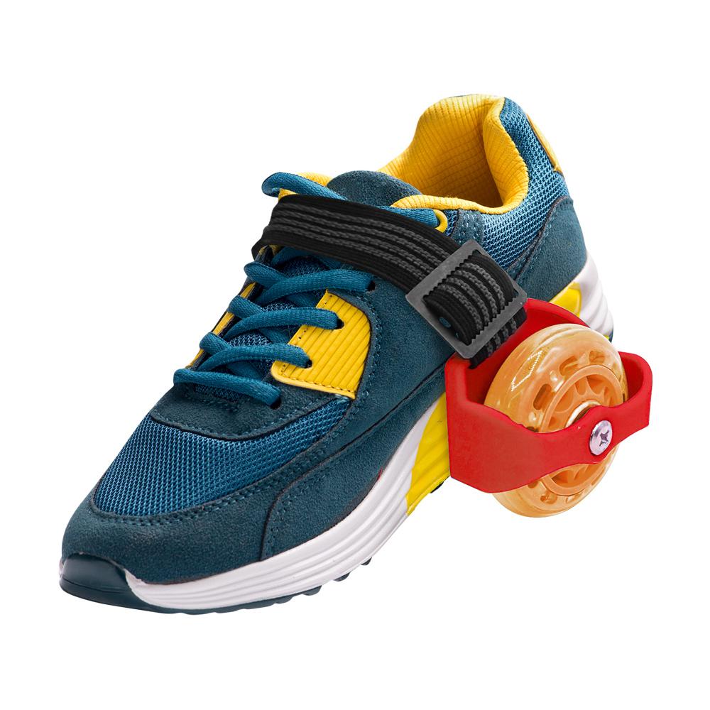 Коньки роликовые на обувь, Sport&Fun, в ассортименте