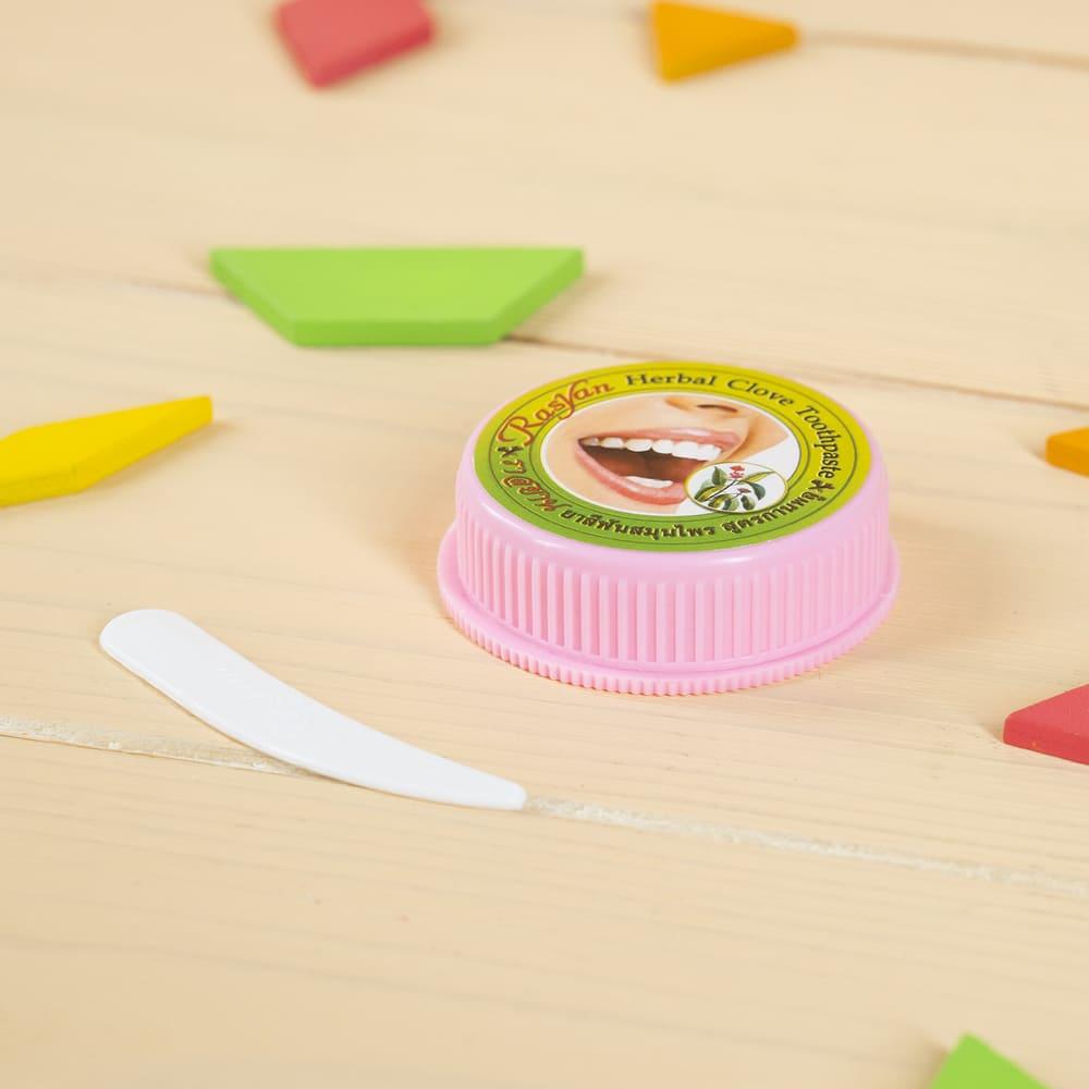 Зубная паста, Rasyan, Herbal Clove, 25 г