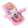 Кресло-переноска с ремешком для куклы