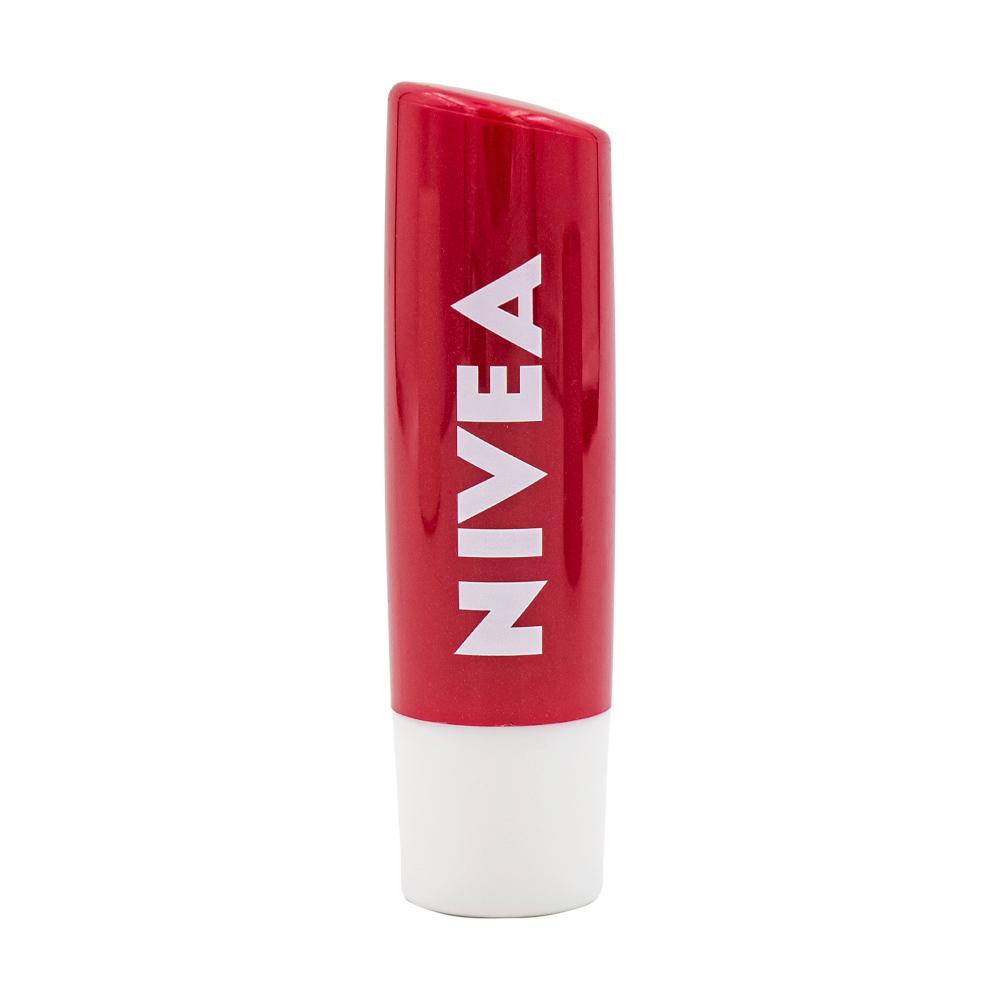 Бальзам для губ, Nivea, 4,8 г, в ассортименте