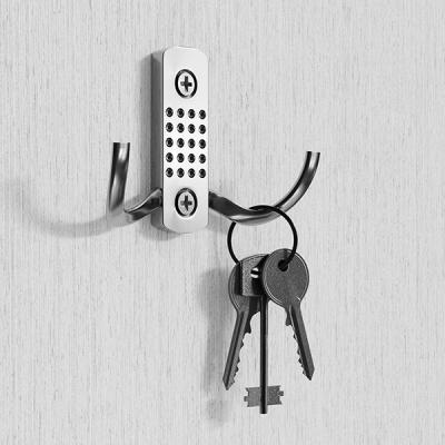 Крючок мебельный с креплением