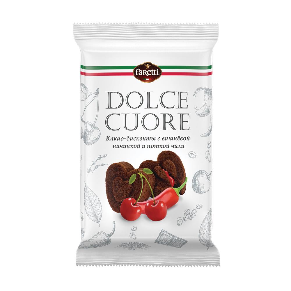 """Пирожное """"Dolce Cuore"""", 60 г, в ассортименте"""