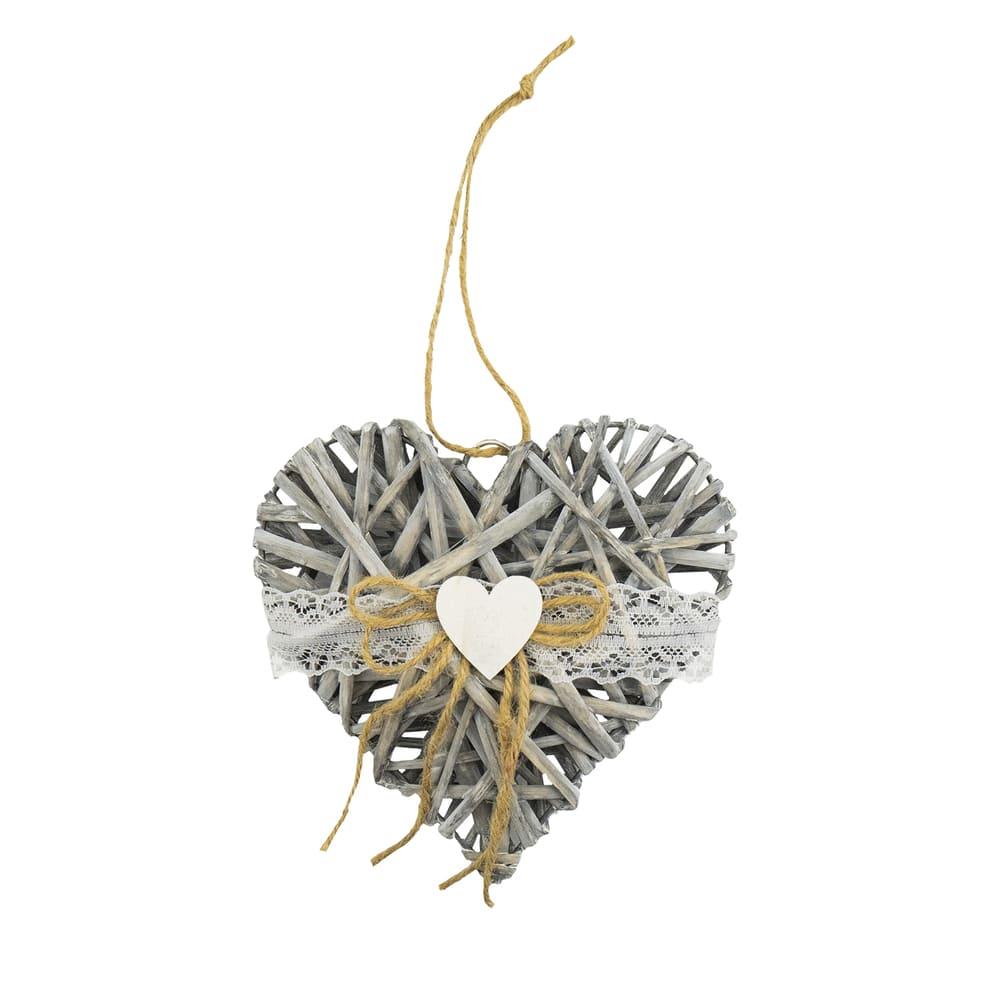 """Украшение подвесное """"Сердце"""", With Love, 15х15 см, в ассортименте"""