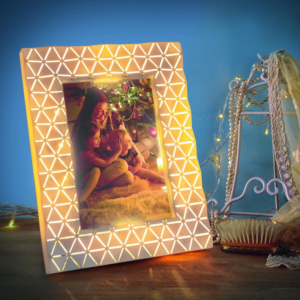 Рамка для фотографий с LED подсветкой