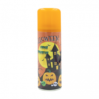 """Спрей-серпантин """"Halloween"""", в ассортименте"""