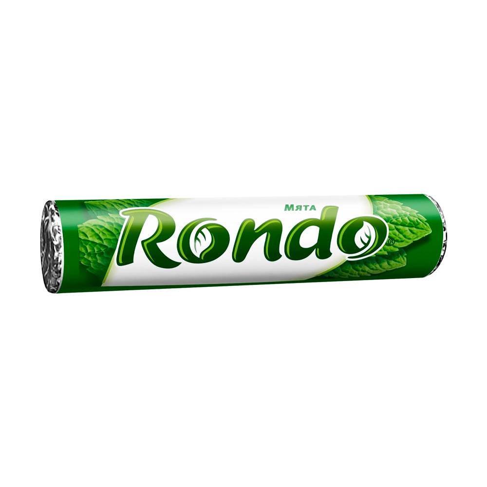 """Конфеты-драже, Rondo """"Мята"""", 30 г"""