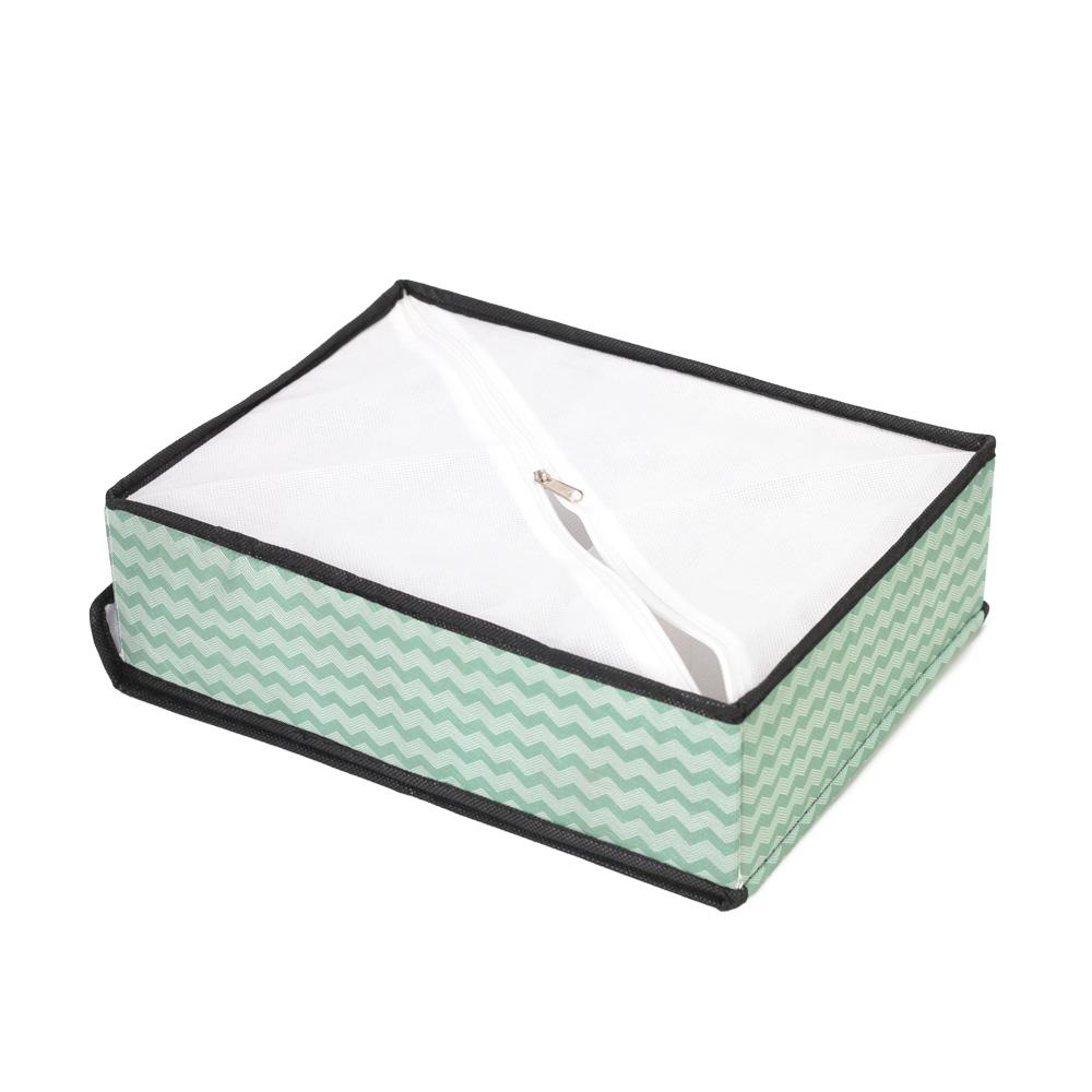 Коробка складная с крышкой, Home Time, 15 делений, в ассортименте
