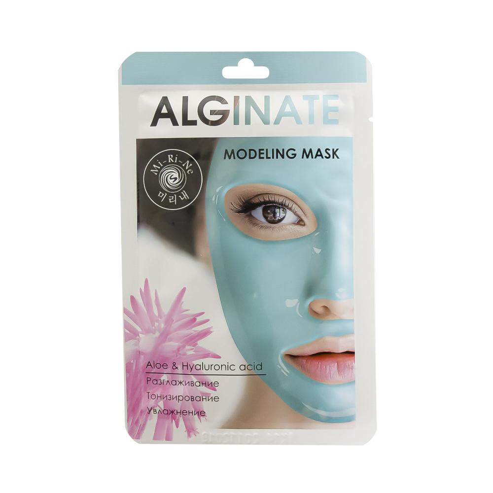 Альгинатная маска для лица, Mi-Ri-Ne, в ассортименте