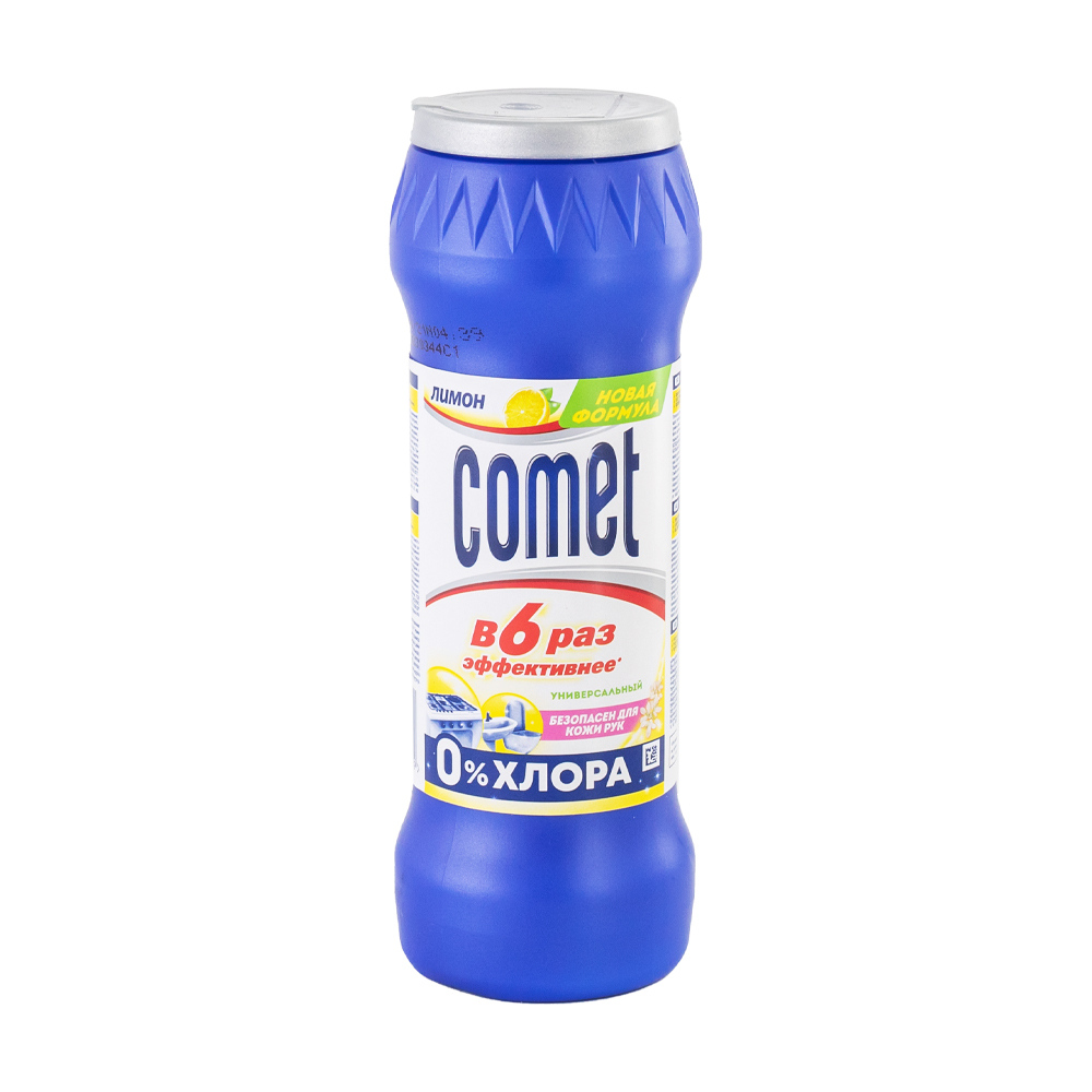 Порошок чистящий, Comet, без хлора, в ассортименте, 475 г