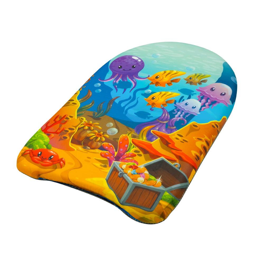 Доска для плавания с принтом, Sport&Fun, в ассортименте