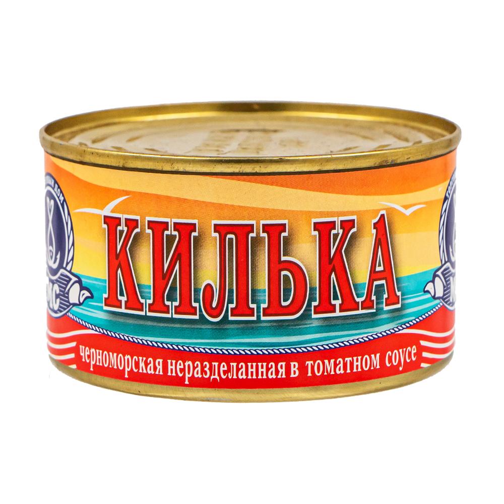 Килька в томатном соусе, 240 г