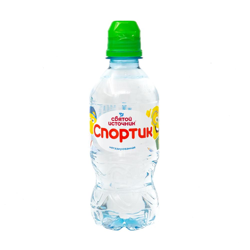 Вода питьевая, Святой Источник, 0.33 л