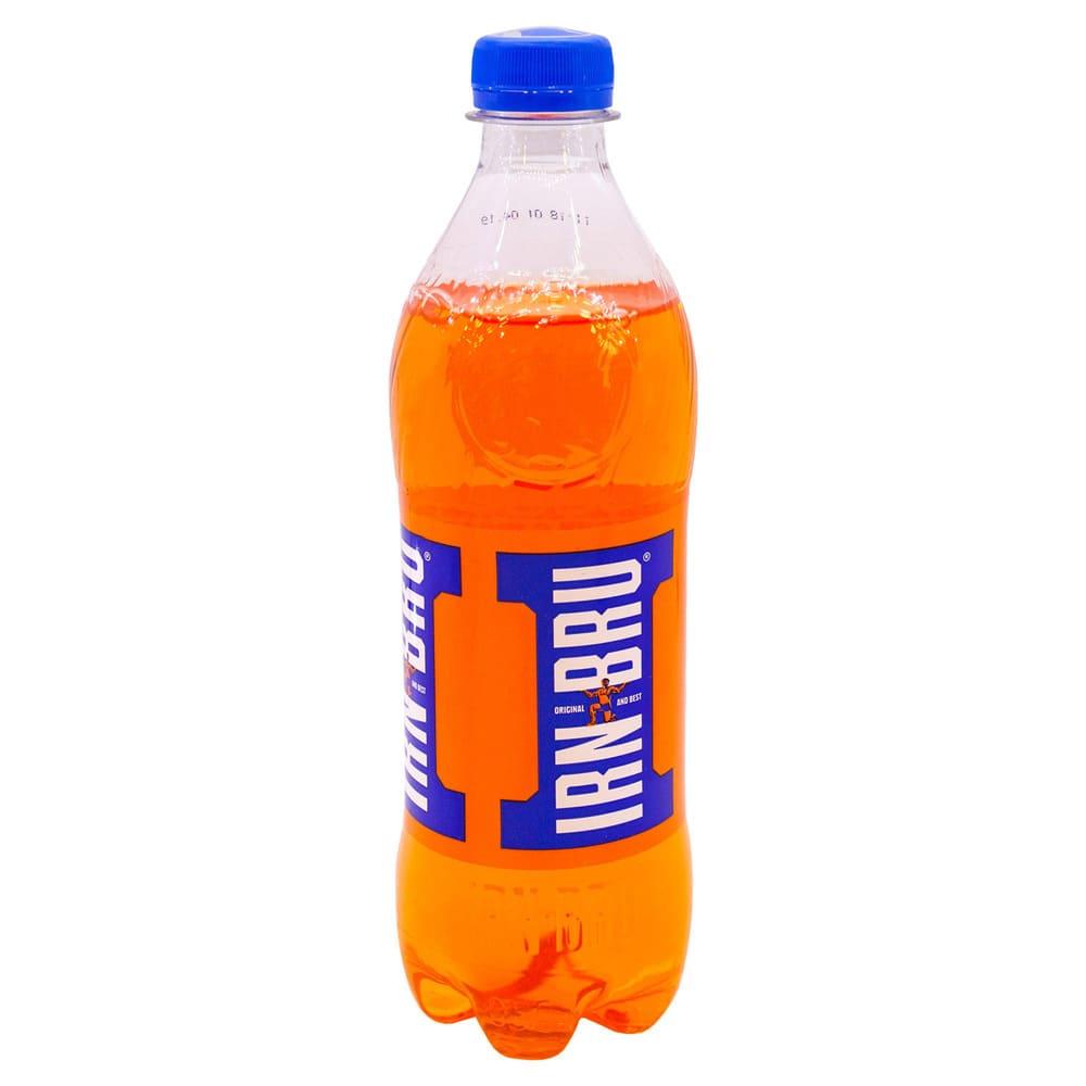 Напиток газированный, Irn-Bru, 0,5 л