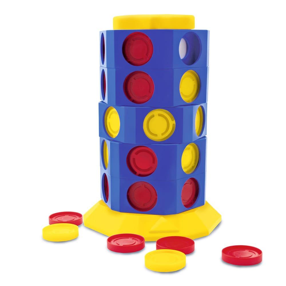 Настольная игра «Вращающаяся башня»