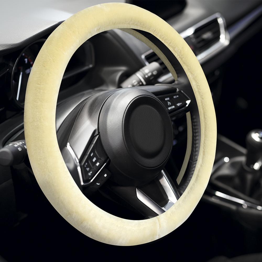 Чехол на руль автомобиля, Top Race, 38 см, в ассортименте