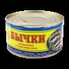 Бычки обжаренные в томатном соусе, 185 г