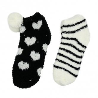 Носки женские, Lady Collection, 2 пары, в ассортименте