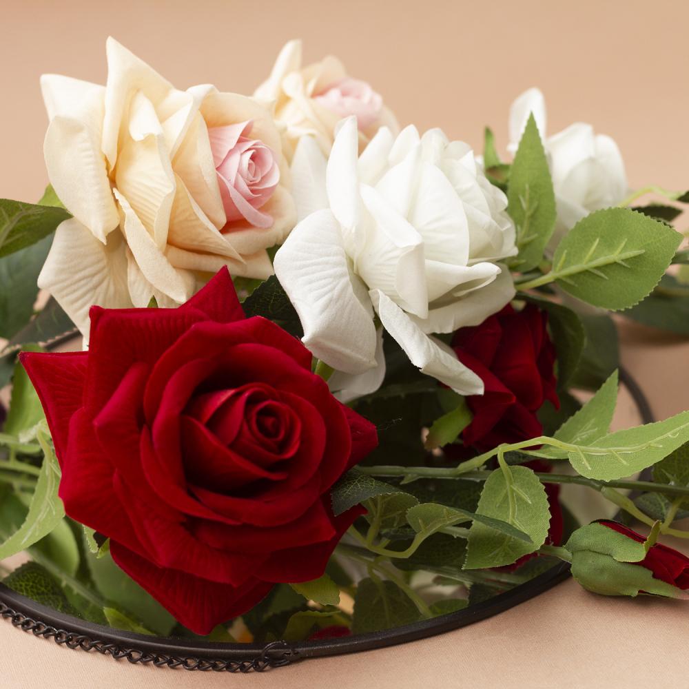 Цветок искусственный, 70 см, в ассортименте