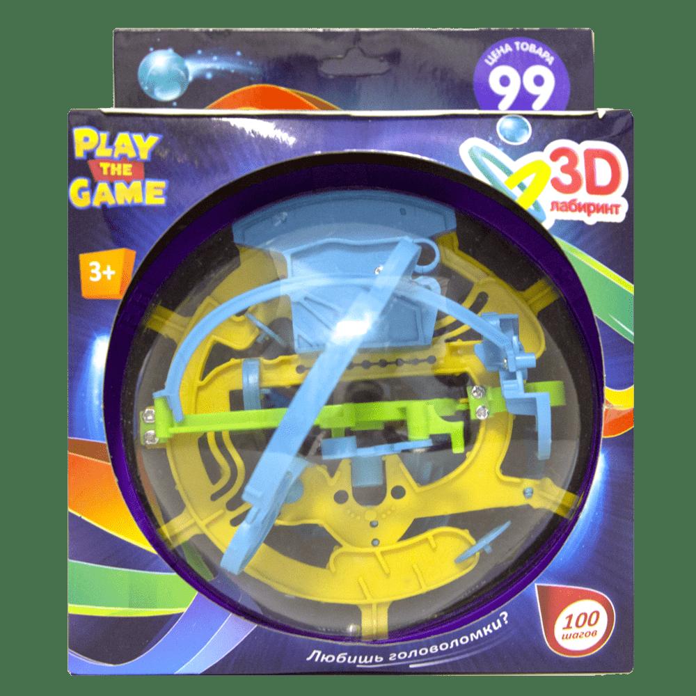 Игрушка «3D лабиринт»