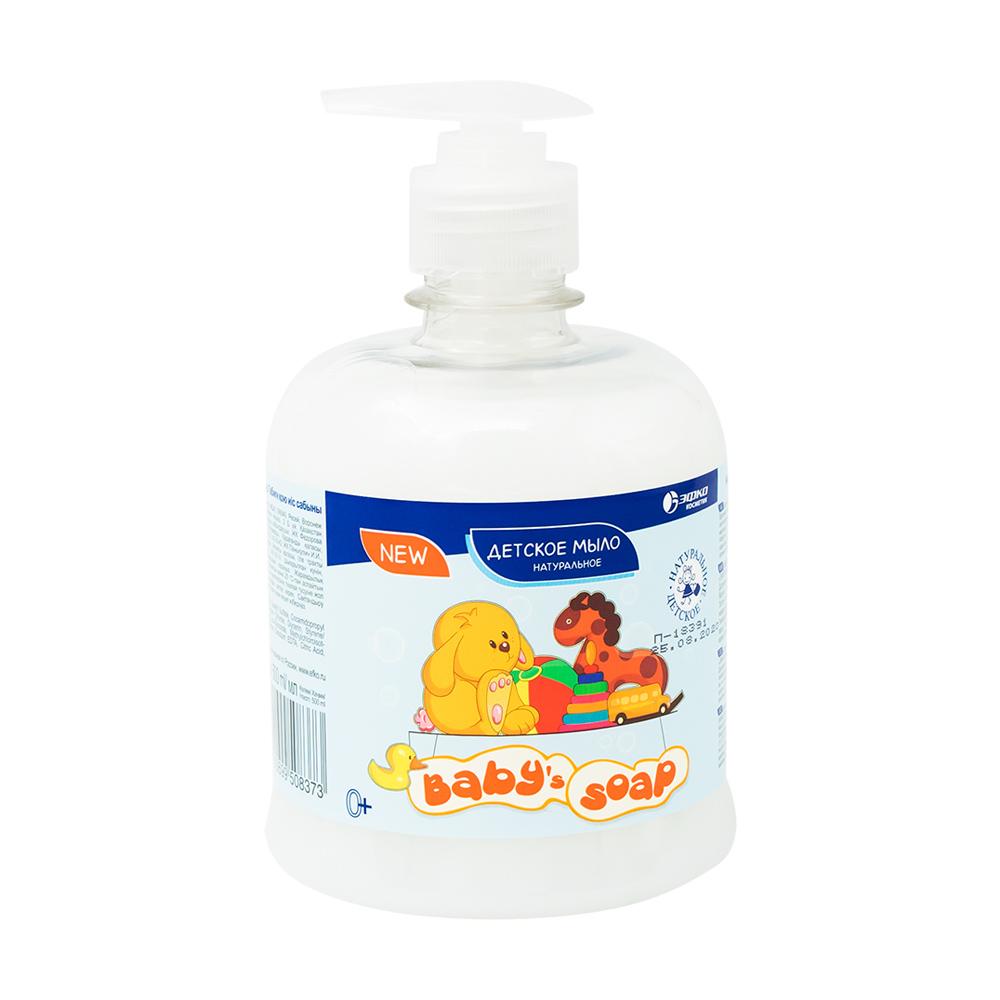 Мыло жидкое детское Baby's soup, 500 мл