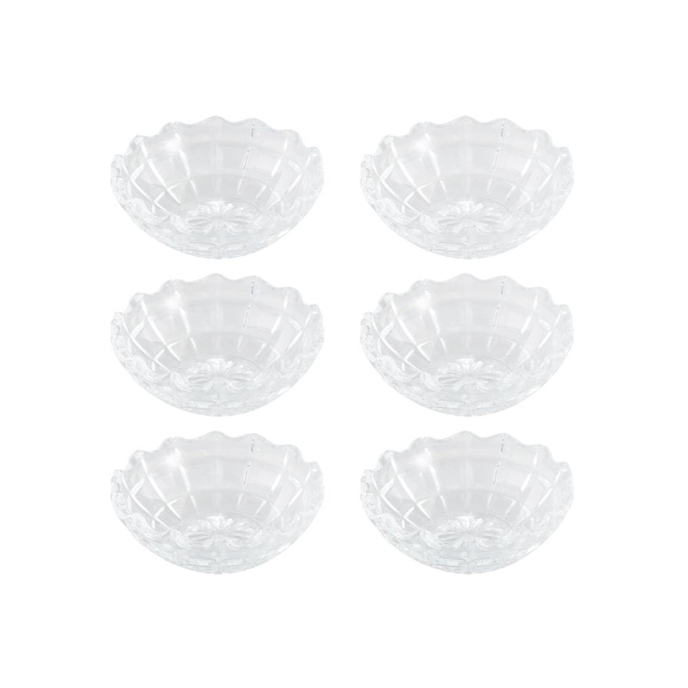 Набор салатников, 11,5 см, 6 шт
