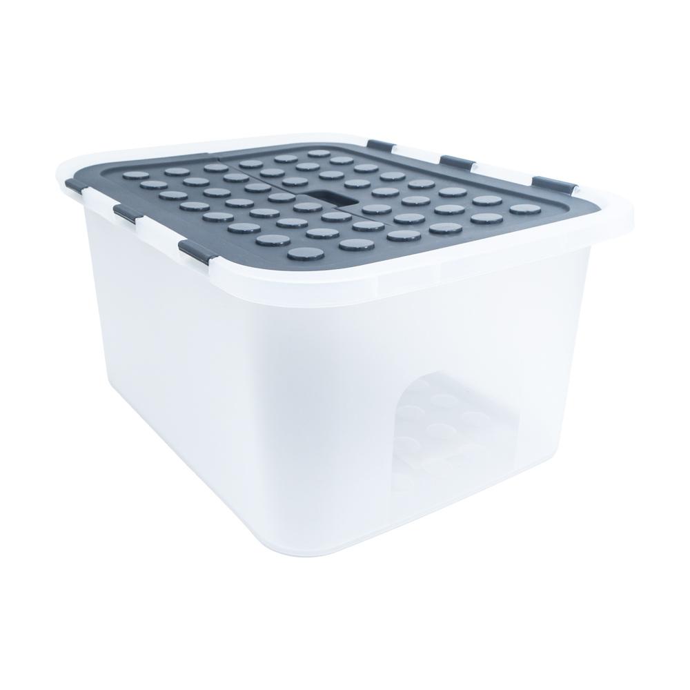 Ящик с крышкой-створками