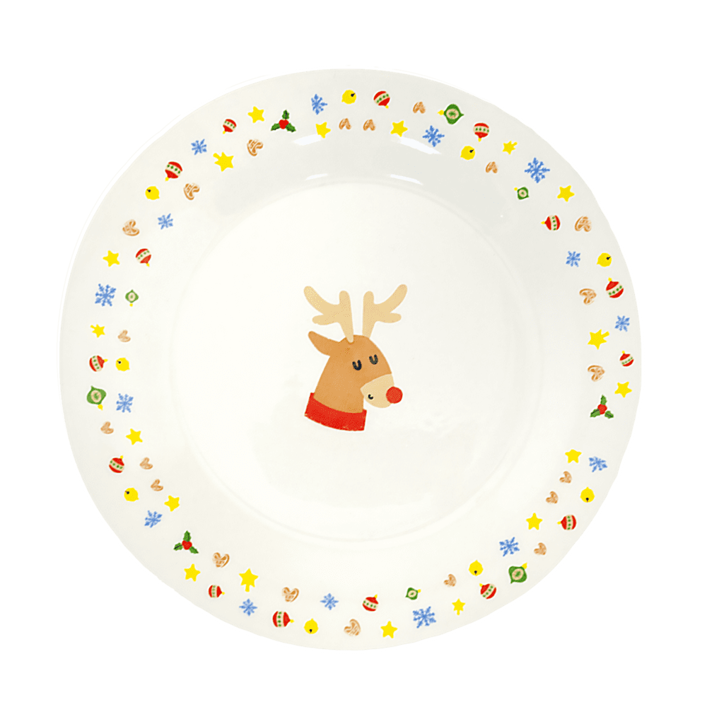 Тарелка, ø19 см